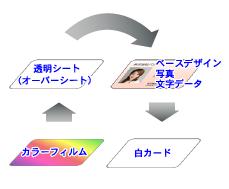 白カード2